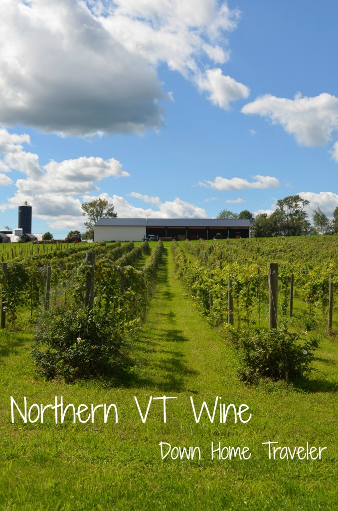 Northern Vermont Wine
