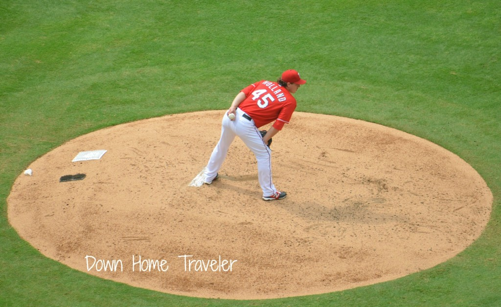 Holland Pitching 2013