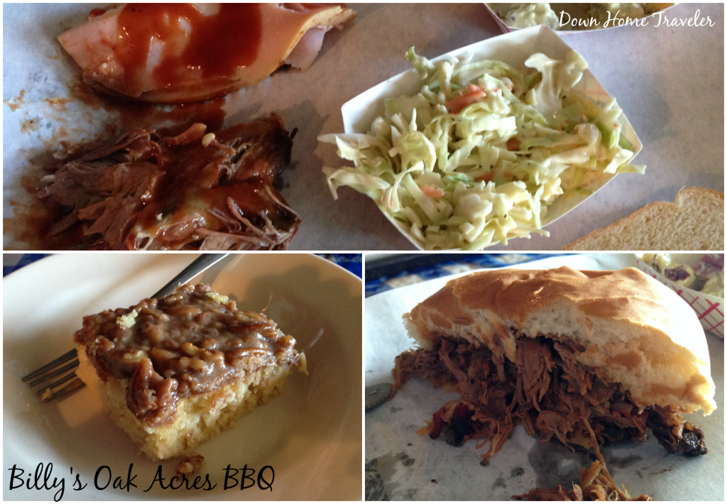 Billy's Oak Acres BBQ