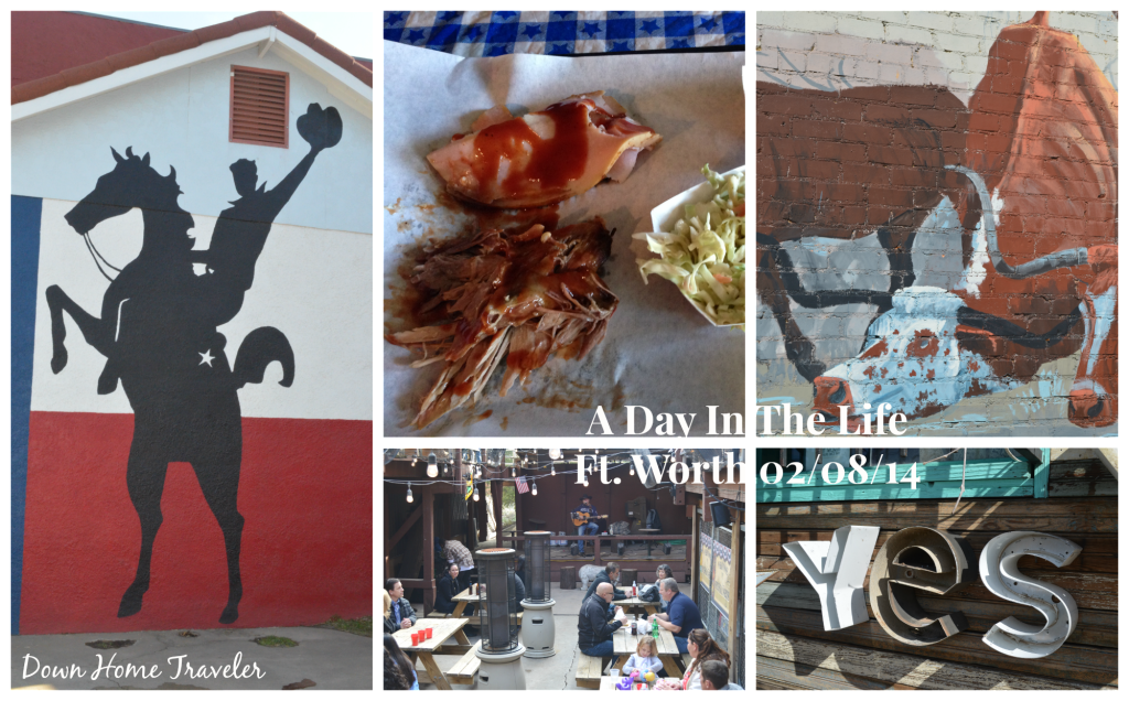 Day In The Life - Ft. Worth 020814
