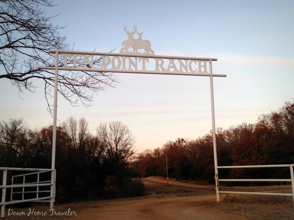 Ten Point Ranch, Ranch, Oklahoma