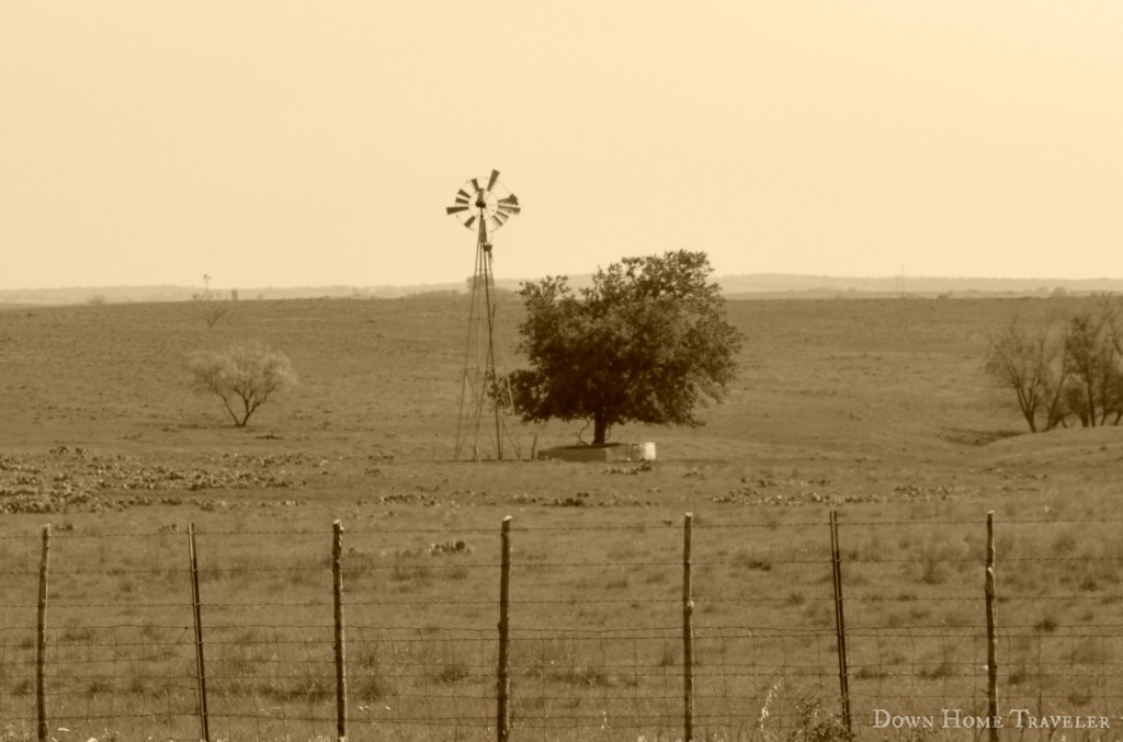 DFW-Bucket-List, Texas, DFW, Ranch, Windmill