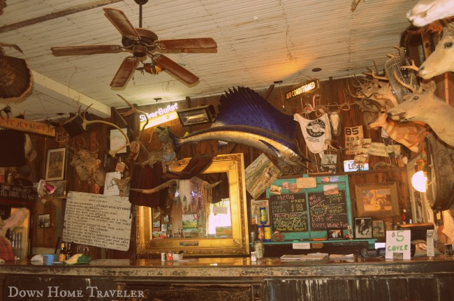 Bar-Counter, Dancehall, Texas, Historic Places, Bar, Bluff-Dale, Small-Texas-Towns,