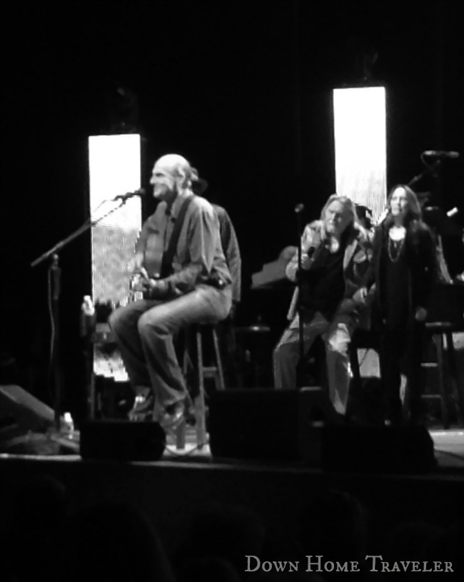 James Taylor, Verizon Theatre, Music Legend
