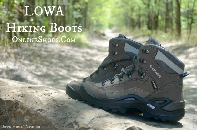 OnlineShoes.com, LOWA, Hiking Boots