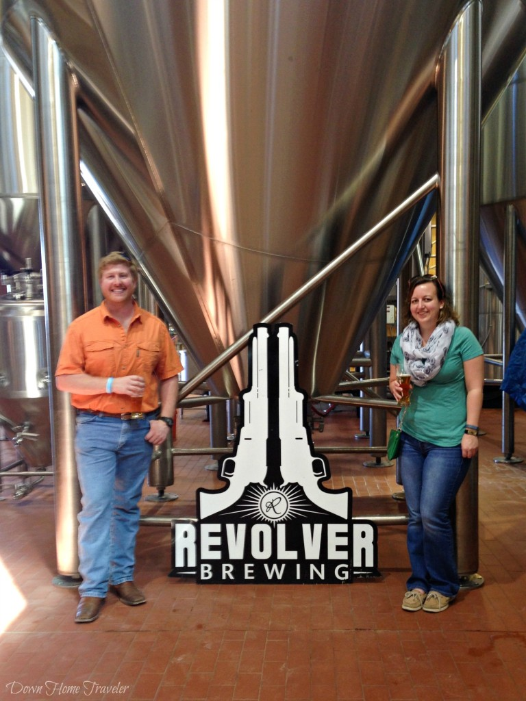 Revolver Brewery 7180a