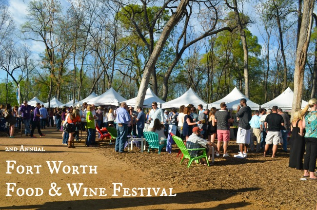 Fort Worth Food and Wine Festival, Fort Worth Texas