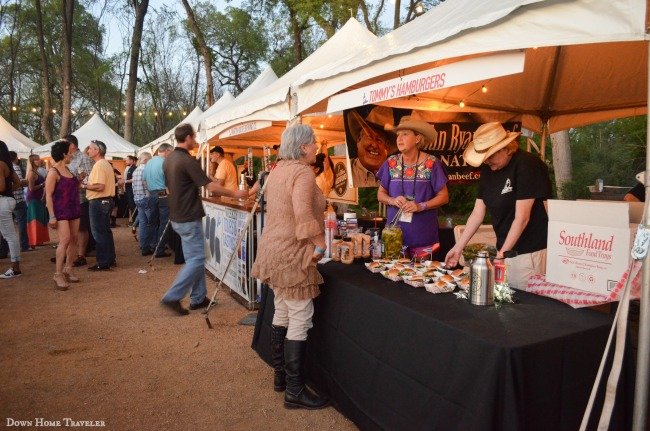 Fort Worth Food and Wine Festival, Burgers Brews and Blues