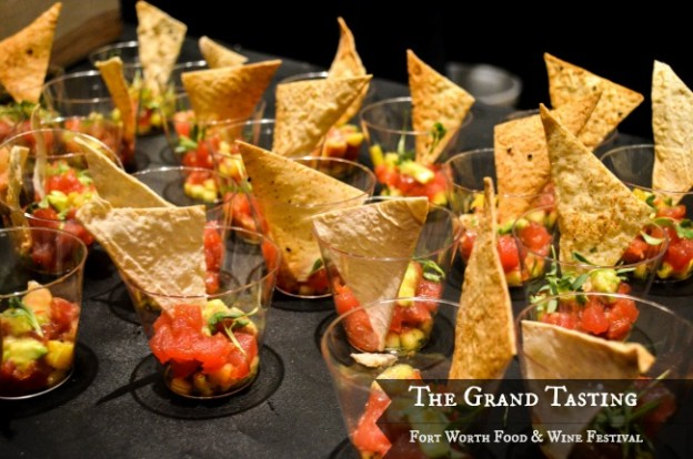 Grand Tasting, Fort Worth Food and Wine Festival, Fine Dining, Fort Worth Texas,