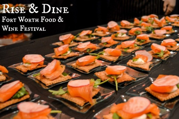 Rise and Dine, Fort Worth Food and Wine Festival, Brunch Dining, Fort Worth Texas,