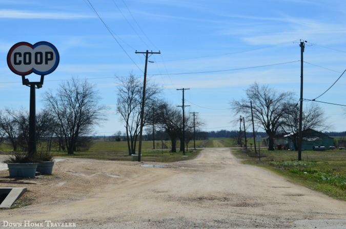 Honey Grove, Texas, Small Texas Town, Small Town North Texas, Davy Crockett, Abandoned Buildings