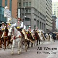 All Western Parade, Rodeo, Fort Worth, FWSSR, Texas, El Paso Sheriffs Posse