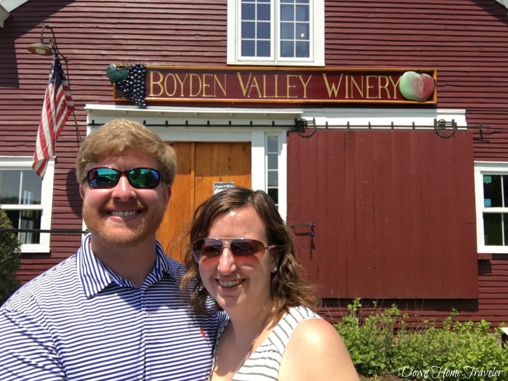 Boyden Valley Winery, Cambridge, Vermont