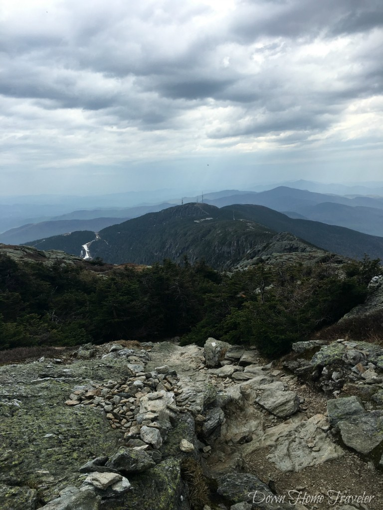 Mt Mansfield, Summit, Vermont, Stowe, Hike, Long Trail, Green Mountains
