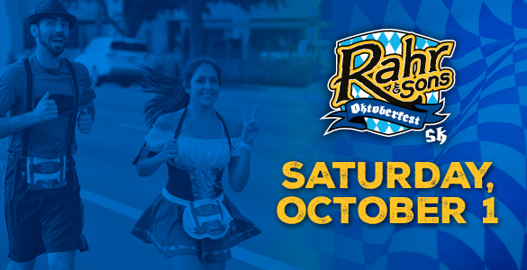 Rahr & Sons Oktoberfest 5k, Oktoberfest Giveaway, 5k, Fort Worth